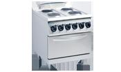 电四头煮食炉连烤箱